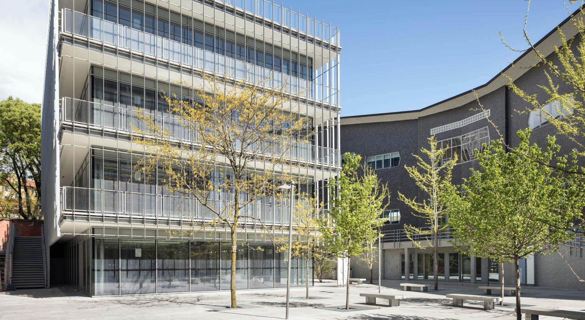 Campus Universitario <br>Politecnico Milano
