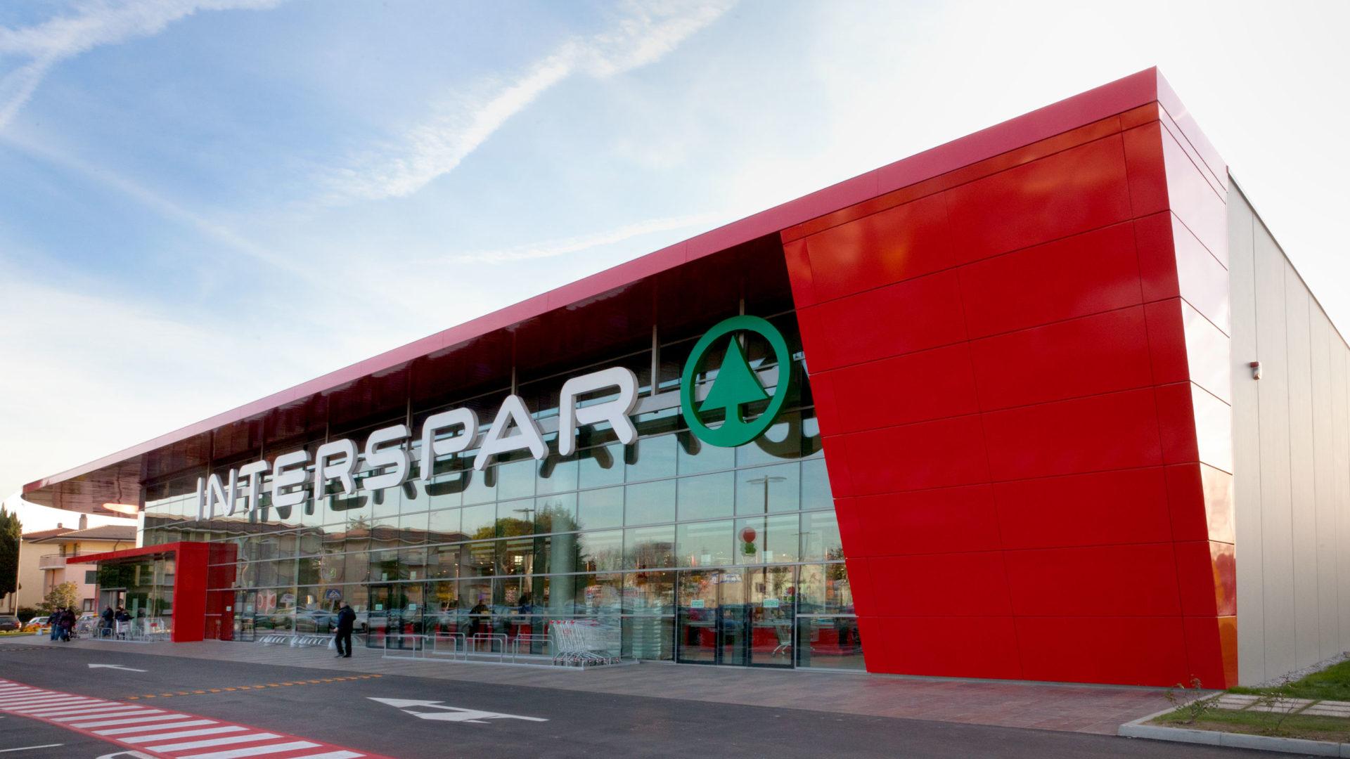 Shopping Center <br>Interspar