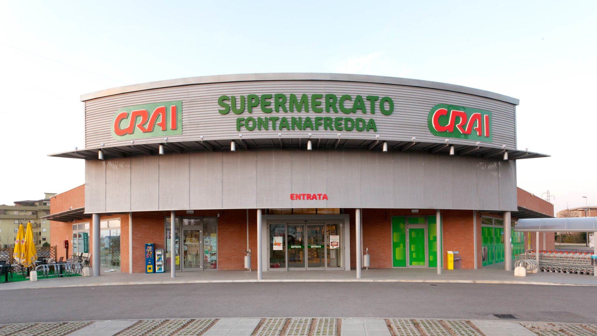 Centro Commerciale <br> Crai
