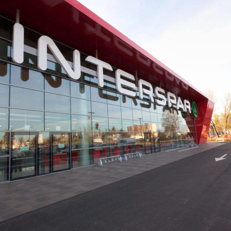 Shopping Center Interspar
